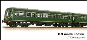 FARISH 371-508 Class 101 2-Car DMU BR Green (Speed Whiskers) * PRE ORDER £ 161.46 *
